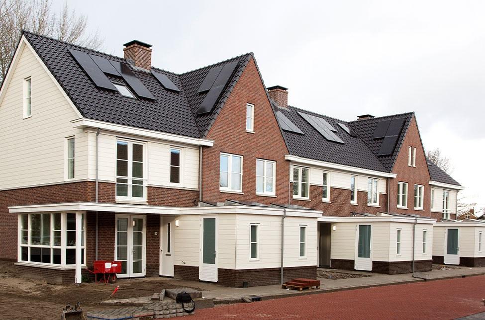 H&B Bouw Zwanendrift Sleuteloverdracht