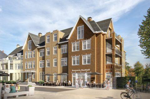 Residence Rusthoff Sassenheim Projectontwikkeling H&B Bouw