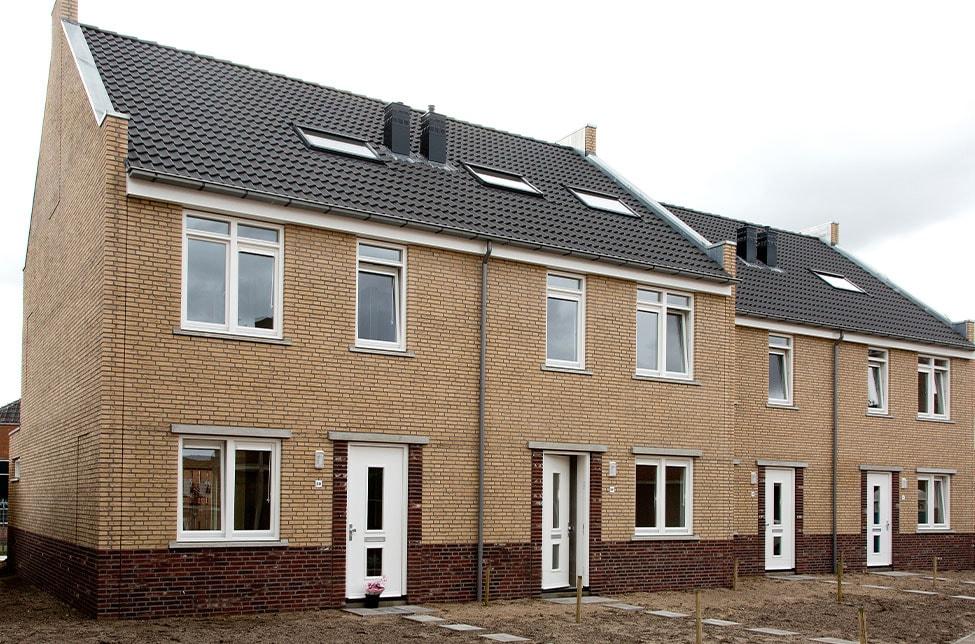 H&B Bouw Schoolstraat Noordwijkerhout