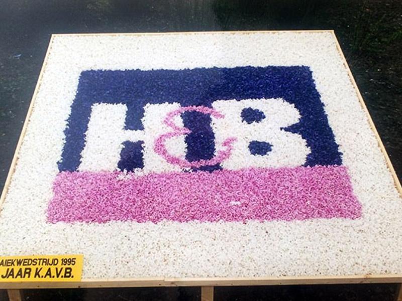H&B Bouw 25 Jaar