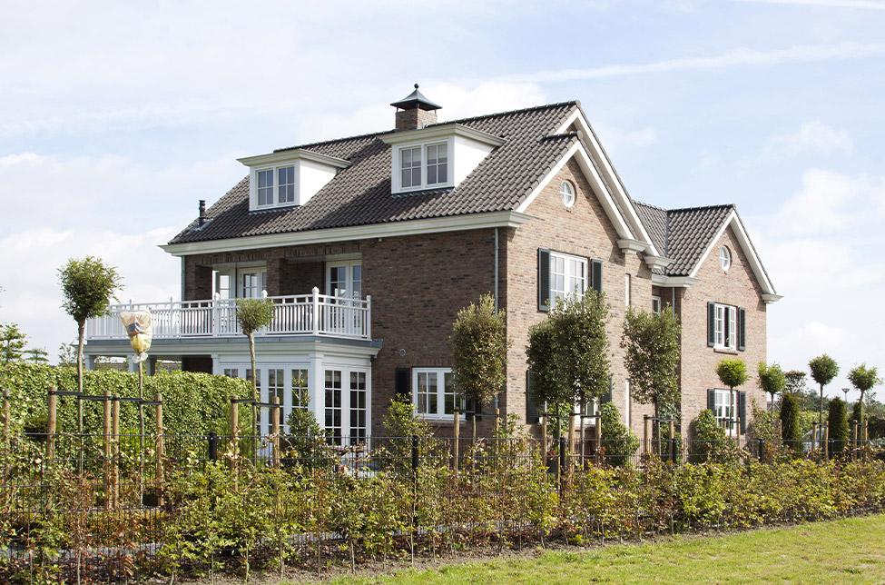 Villa Hekelingen H&B Bouw