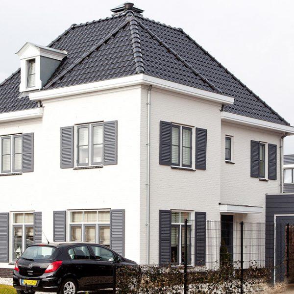 Jacoba Van Beierenweg Voorhout Woningen Villa's H&B Bouw