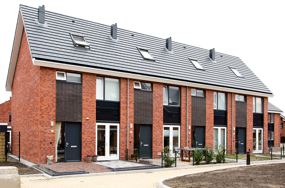 Woningbouw Vesterhout Voorhout H&B Bouw