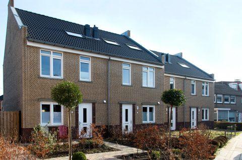 Schoolstraat Noordwijkerhout H&B Bouw