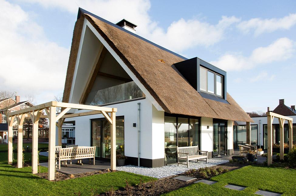 Villa Voorhout H&B Bouw
