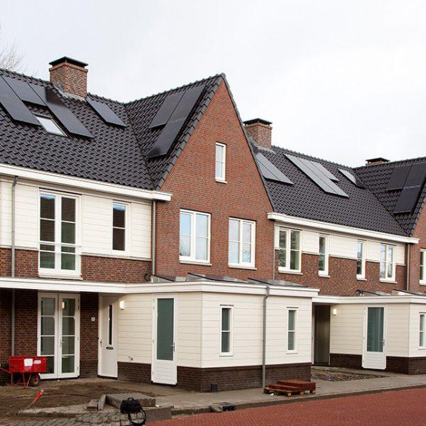 Zwanendrift Warmond Woningbouw