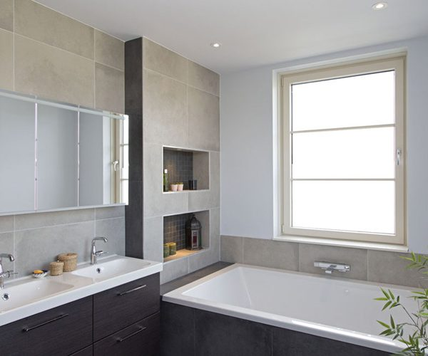 Nieuwbouw Woning Den Haag Badkamer