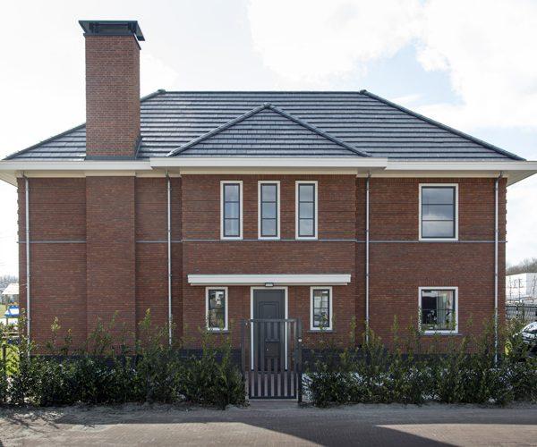 Nieuwbouw Woning Den Haag Voorkant Gebouwd Door Hb Bouw