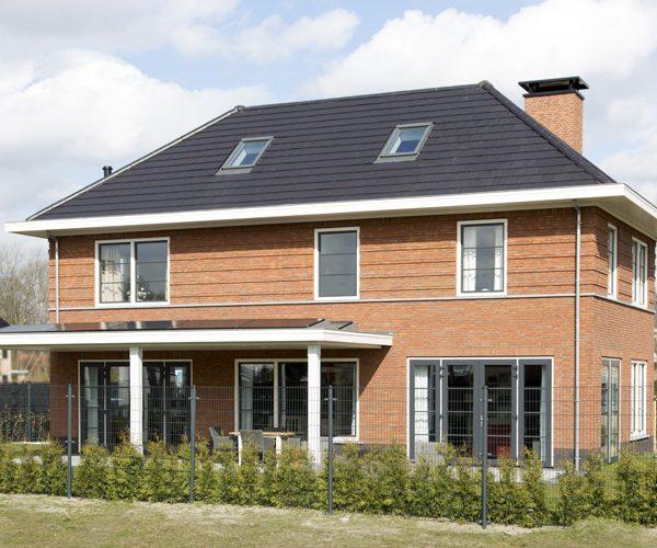 Nieuwbouw Woning Den Haag Buitenkant Gebouwd Door Hb Bouw